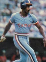 The Rangers' Al Oliver hits 3 home runs in a 7 – 2 win over the Twins at Texas.
