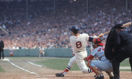 Going deep off A's hurler Mike Morgan at Fenway Park, Red Sox first baseman Carl Yastrzemski becomes the 18th major leaguer and seventh in the American League to hit 400 home runs. 'Captain Carl' will end his 23-year career with 452 homers.