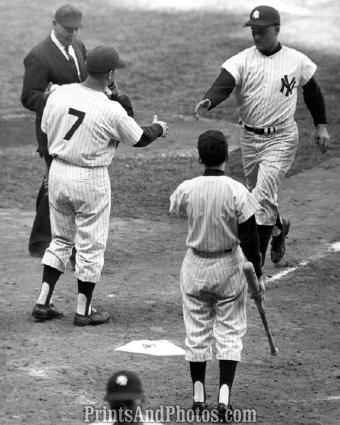 Roger Maris, hitting his 51st round-tripper of the season, has the most homers in major league history at this point in the season. The Yankees' right fielder goes deep off right-hander Jerry Walker in the sixth inning of the team's 5-1 victory over Kansas City at Municipal Stadium.