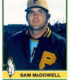 Pirates signed pitched Sam McDowell as a free agent