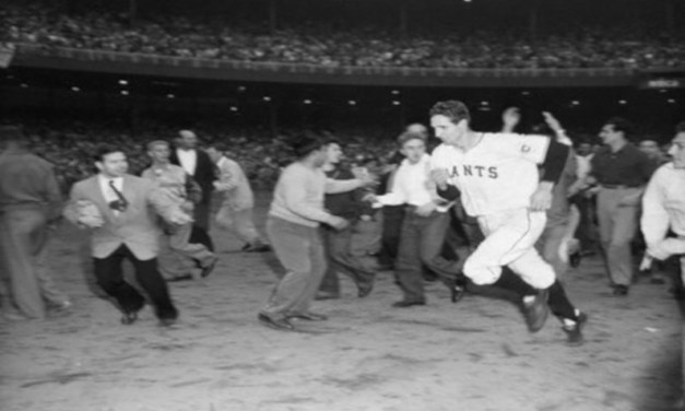 Wall Street Journalquotes playersMonte Irvin,Sal YvarsandAl Gettel, three former members of the1951 New York Giants, as admitting that they stolecatchers' signs at thePolo Groundsto help the club overtake the 13 1/2-game lead of theBrooklyn Dodgersand win theNational Leaguepennant