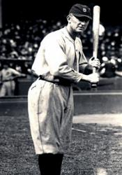 American League president Ban Johnson declares Tigers outfielder Ty Cobb the league's batting champ after questioning Nap Lajoie's suspicious multi-hit performance in a season-ending doubleheader against the Browns. With the Georgia Peach sitting out the last two games of the season, hoping to hold onto his thin lead, the Cleveland second baseman, with the St. Louis shortstop playing deeper than usual, collected eight hits, six of which were bunts.