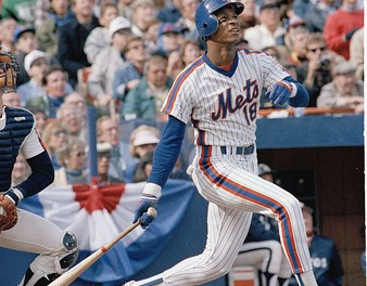 Darryl Strawberry Stats & Facts