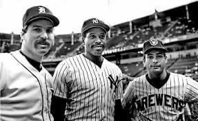 Jack Morris Dave Winfield Paul Molitor