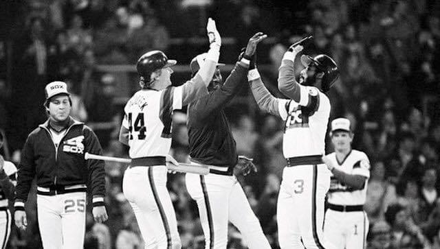 Harold Baines ends the longest game in mlb history
