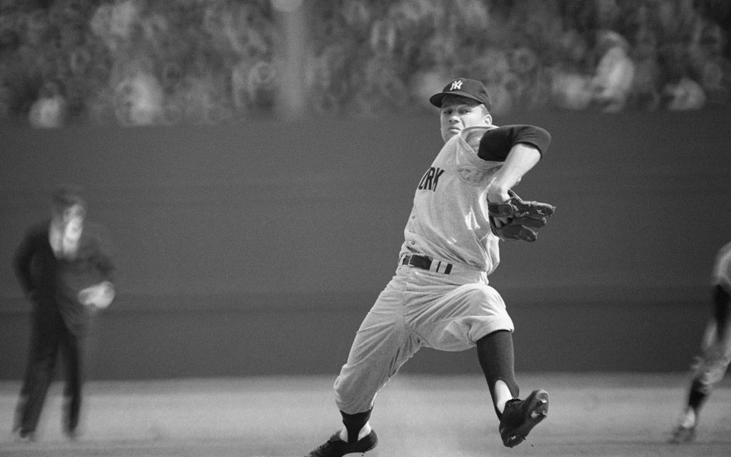 Jim Bouton fires shutout in just his second apparence in MLB