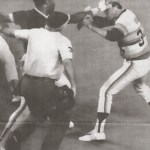 Dave Winfield squares off vs Nolan Ryan