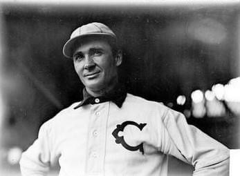 Ducky Holmes, White Stockings OF, has four assists in a game, tying the major league record. But his team still loses 11 – 3 to Cy Young and the Boston Americans.
