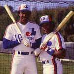 Expos run wild on Braves