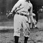 August 21, 1902 - Philadelphia's Rube Waddell allows three hits in edging the Tigers, 1 - 0, in the opener of a doubleheader. Waddell then pitches the nitecap as well, giving up eight hits before losing, 2 - 1.