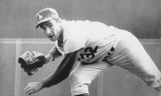 Sandy Koufax, who unanimously won the Cy Young Award six days ago, is also named the National League's MVP. The Dodger southpaw, who compiled a 25-5 record along with a 1.88 ERA, out points Cardinals' infielder Dick Groat, 237-190.
