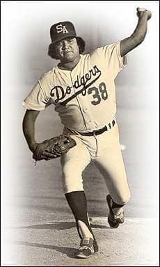 The Dodgers call up Fernando Valenzuela