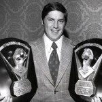 Tom Seaver wins his second Cy young award