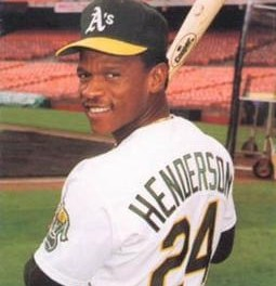 Rickey Henderson becomes highest paid player in the game
