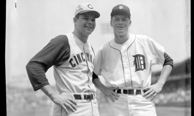 TheRedsacquire pitchersJoey Jay and 3BGene Freese both players will help propel Cincy to the 1961 World Series