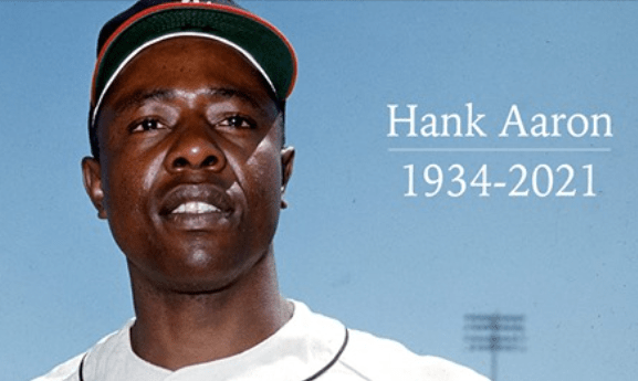 Hank Aaron passes away at age 86