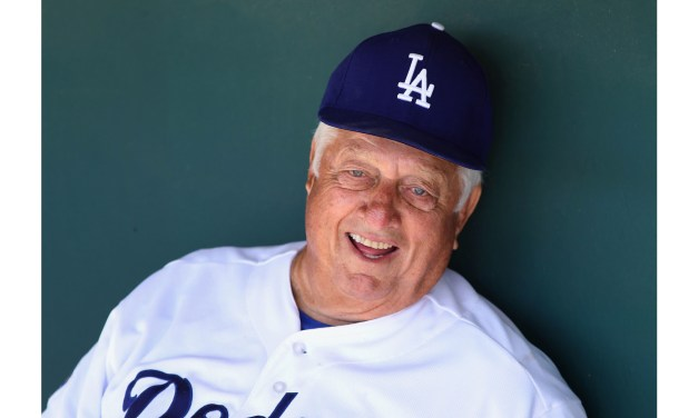 ReMEMBERING TOMMY LASORDA