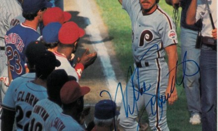 Mike Schmidt at 1989 All Star Game