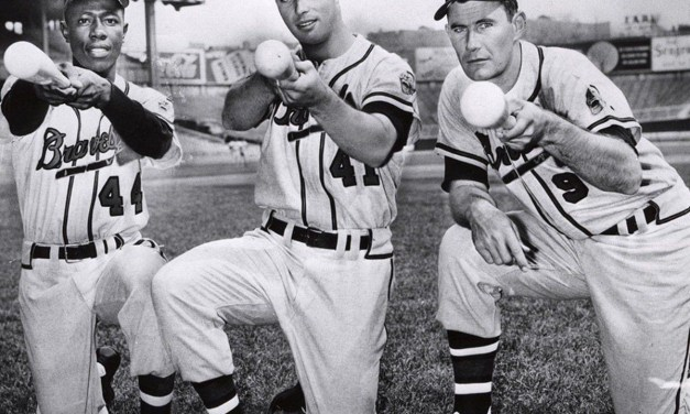 Eddie Mathews gets a new contract