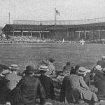 AtWashington Park, theSuperbasgaff theGiants, 7 - 2, beatingHooks Wiltsein the opener. The Giants come back in the nitecap, 3 - 0, behindChristy Mathewson. Matty strikes out nine and allows four hits.