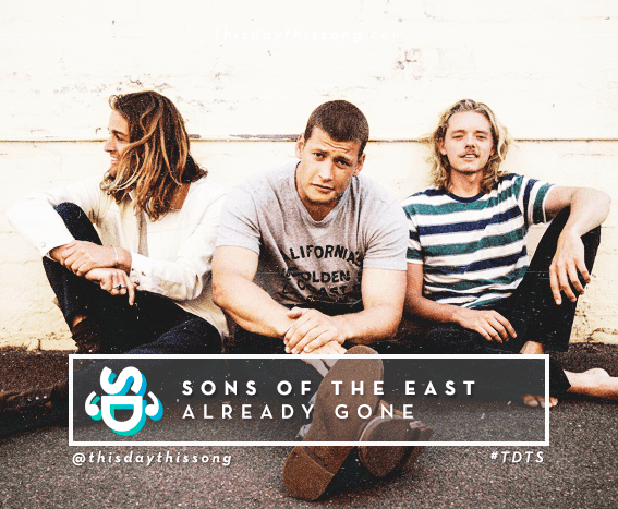 07/21/2016 @ Sons of the East – Already Gone