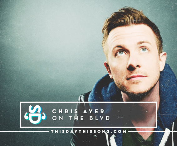 10/23/2016 @ Chris Ayer – On The Blvd