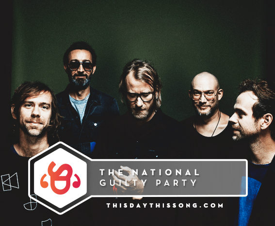 07/24/2017 @ The National – Guilty Party