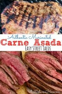 Carne Asade Marinade recipe