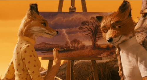Image result for fantastic mr. fox 2009