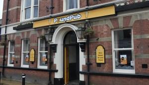 pound pub
