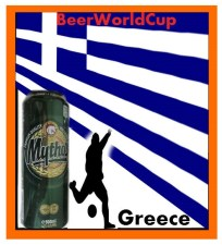 Mythos beer The most famous Hellenic beer in the world