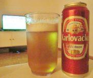 Karlovacko Pivo Beer, a Croatian Lager