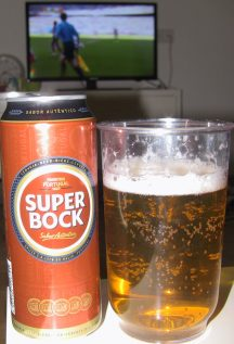 Super Bock, High Quality Portuguese Lager