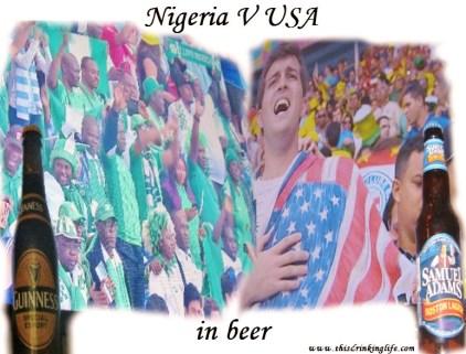 nigeria v usa