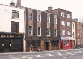 Bermingham's, Dublin bar crawl, Ten pints of Guinness, ten pubs, Irish bars