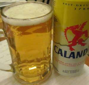 Calanda lager, Grison mountains, the Alps