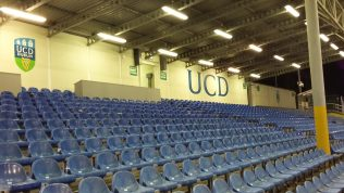 UCD AFC football away days