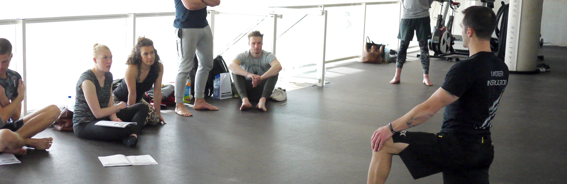 Sascha Müller - Teaching, Master Trainer Animal Flow