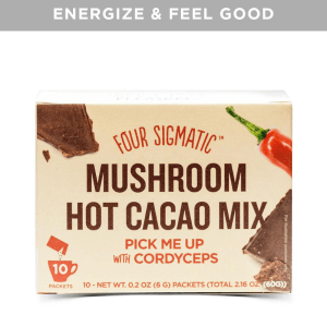 This Drives Me - Shop - Four Sigmatic - Hot Cacao Cordyceps