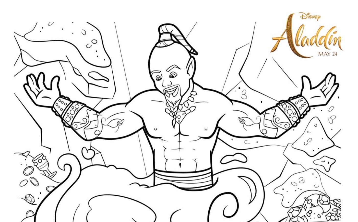Tag Woman At The Well Coloring Page Printable