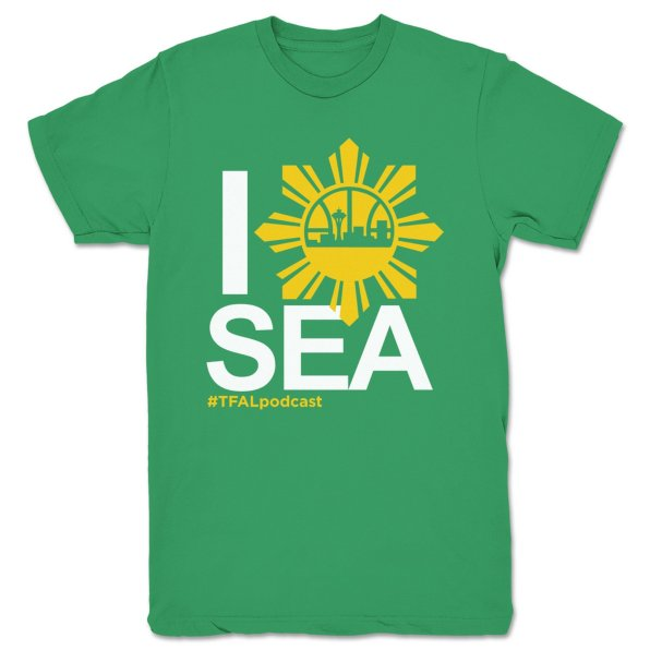 This-Filipino-American-Life-ClasSonic-Unisex-Tee-Kelly-Green