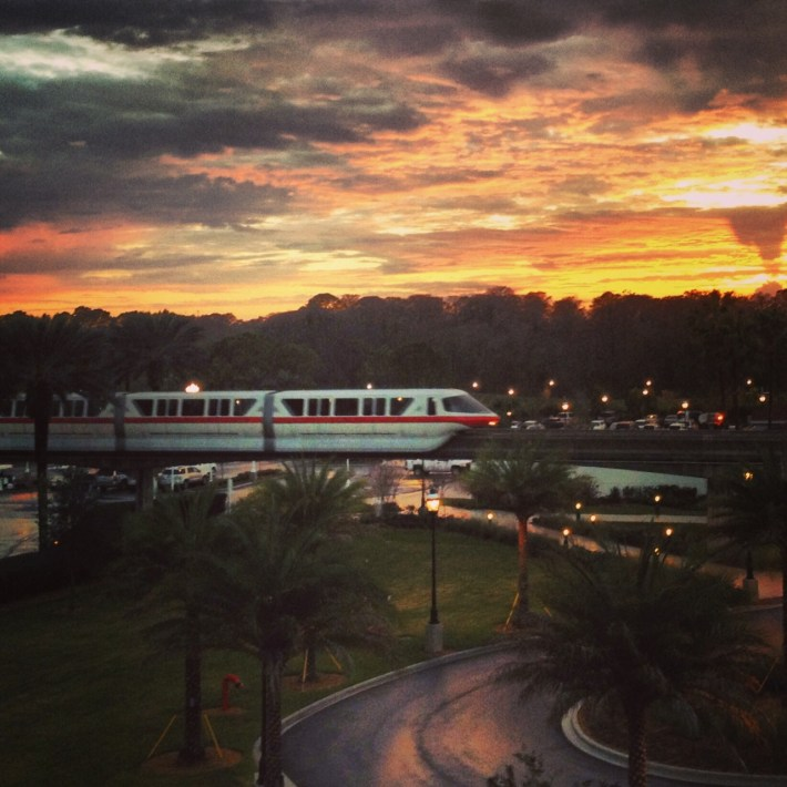Image result for disney monorail crawl