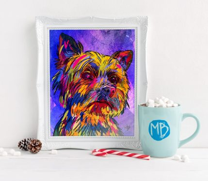 holiday_yorkie_frame