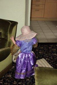 Playing Dress-Up