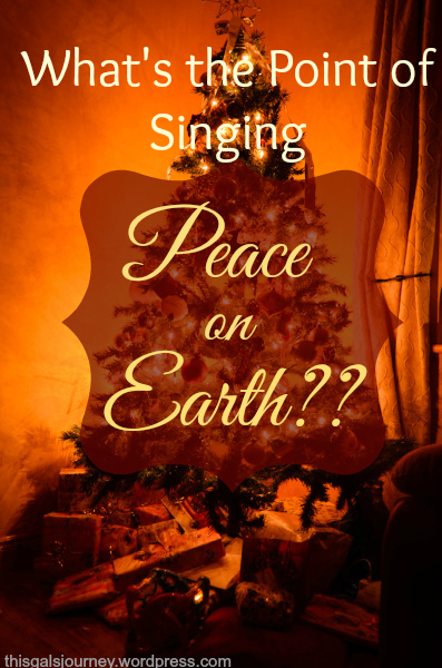 "What's the Point of Singing ""Peace on Earth?"""