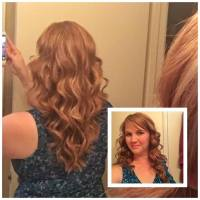 How I Curl My Hair: Beachy Waves