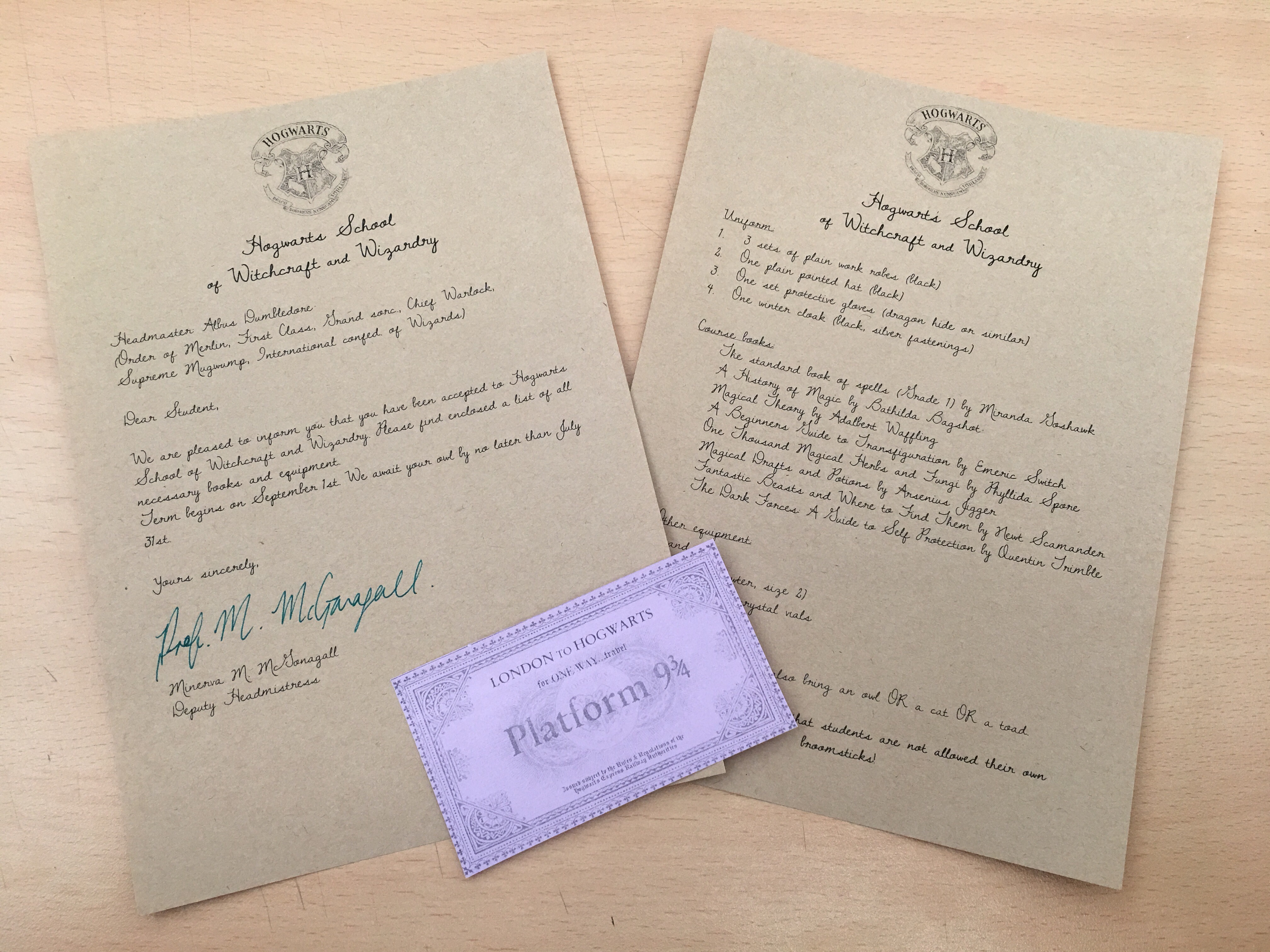 Harry Potter Winter Camp This Geeky Tangent