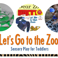 Let's Go to the Zoo: Sensory Play