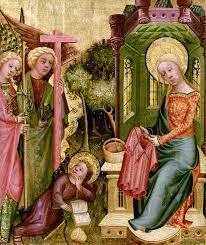 Bertram von Minden Virgin Mary 14th century