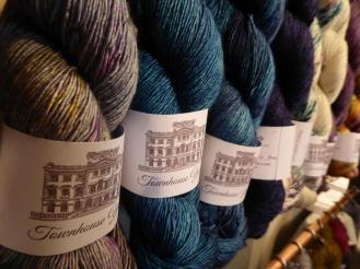 Lovely silken Townhouse Yarns